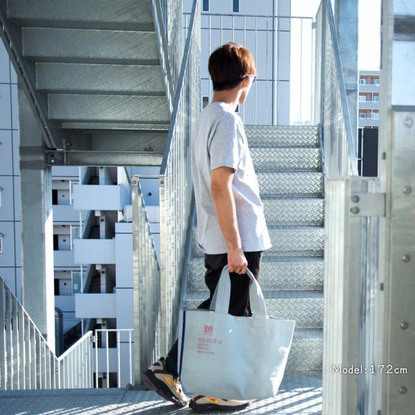 横浜帆布鞄 M18B15 Boat Grande Tote Bag ボート グランデ トートバッグ|2m50cm|06
