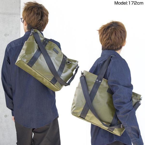 森野帆布 2WAYトートバッグ Mサイズ Premiumシリーズ SF-0196P|2m50cm|16