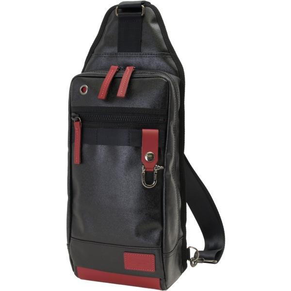 森野帆布 Premiumシリーズ ボディバッグ SF-198P|2m50cm|12