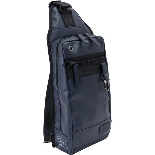 森野帆布 Premiumシリーズ ボディバッグ SF-198P|2m50cm|13