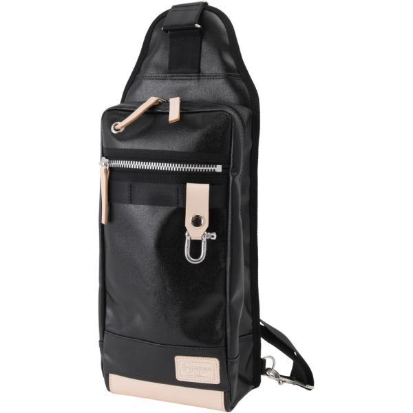 森野帆布 Premiumシリーズ ボディバッグ SF-198P|2m50cm|14