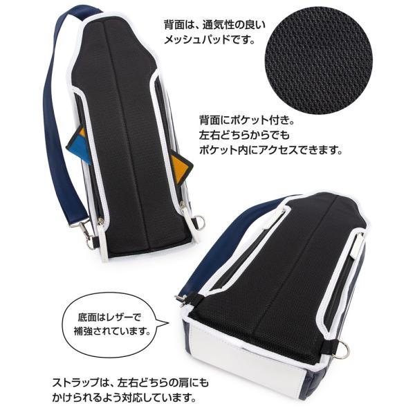 森野帆布 × Signal Flag Sailor Body Bag Premium ボディバッグ プレミアム SF-322P|2m50cm|04