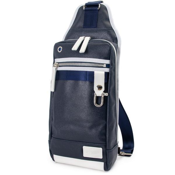 森野帆布 × Signal Flag Sailor Body Bag Premium ボディバッグ プレミアム SF-322P|2m50cm|07