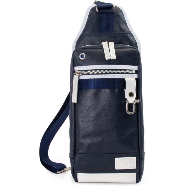 森野帆布 × Signal Flag Sailor Body Bag Premium ボディバッグ プレミアム SF-322P|2m50cm|08