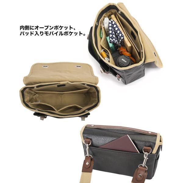 森野帆布 SF-0340 Retro MiniShoulder|2m50cm|08