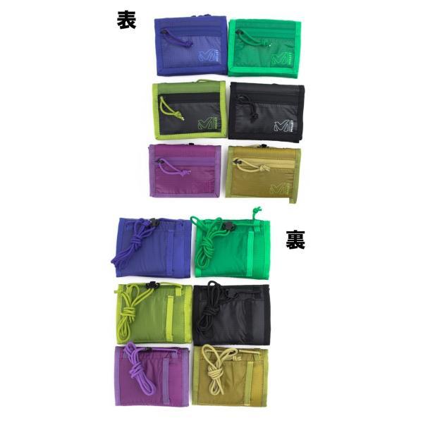 MILLET ミレー WALLET R ワレット 財布|2m50cm|06