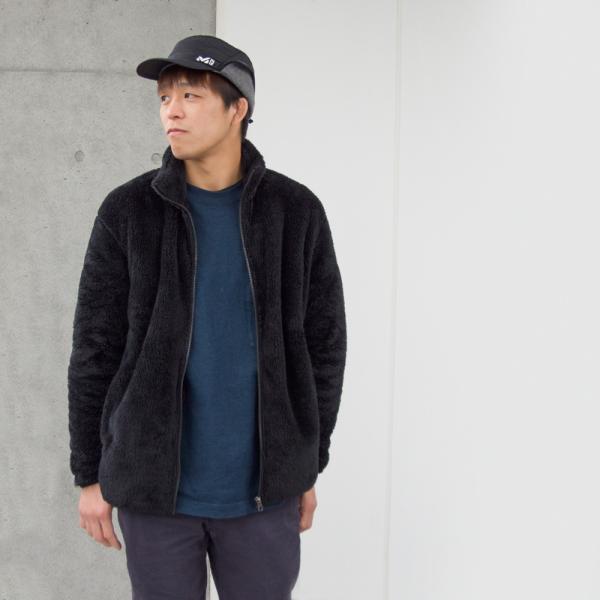 MILLET ミレー 耳付き 帽子 PRIMALOFT RS CAP|2m50cm|03