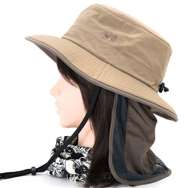 帽子 MILLET ミレー ロング ディスタンス ハット MIV01415|2m50cm|05