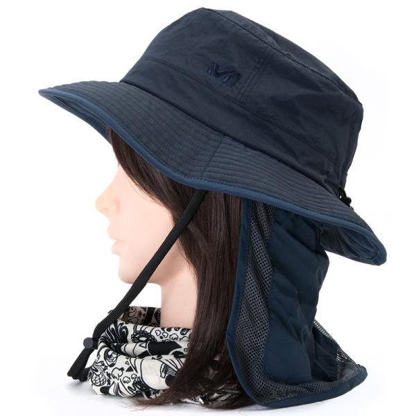 帽子 MILLET ミレー ロング ディスタンス ハット MIV01415|2m50cm|06