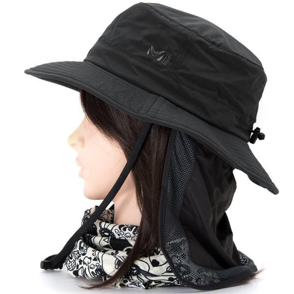 帽子 MILLET ミレー ロング ディスタンス ハット MIV01415|2m50cm|07