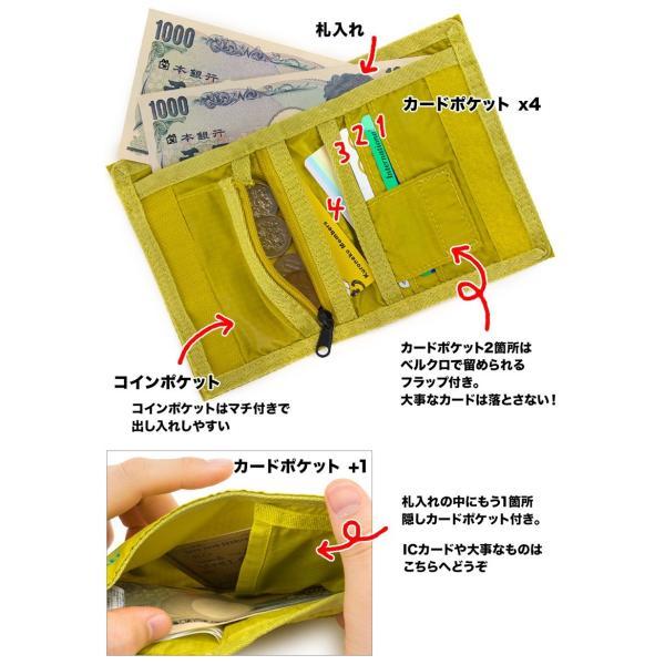 MILLET ミレー WALLET ワレット 財布|2m50cm|02