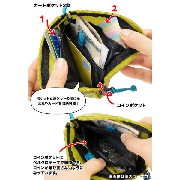 MILLET ミレー LIGHT WALLET ライトワレット 財布|2m50cm|04