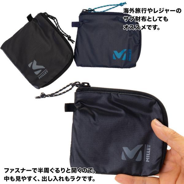 MILLET ミレー LIGHT WALLET ライトワレット 財布|2m50cm|07