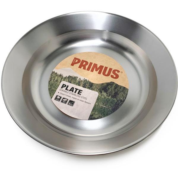 食器 PRIMUS プリムス CF ステンレスプレート CampFire plate|2m50cm|07