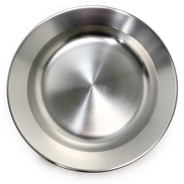 食器 PRIMUS プリムス CF ステンレスプレート CampFire plate|2m50cm|13