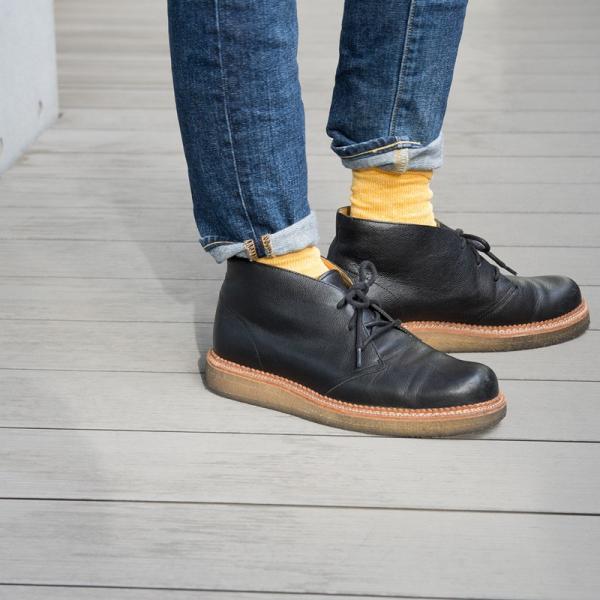 靴下 Small Stone Socks スモールストーンソックス 麻 (リネン) 90% ソックス II 2m50cm 02