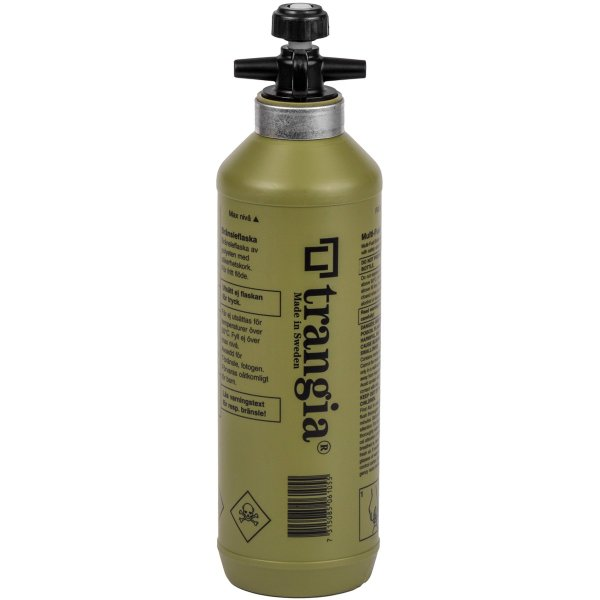 Trangia トランギア フューエルボトル 0.5L オリーブ|2m50cm|04