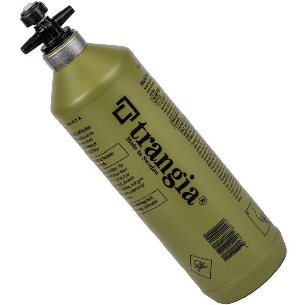 Trangia トランギア フューエルボトル 1.0L オリーブ|2m50cm|04