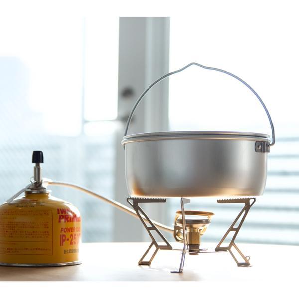 クッカー trangia トランギア ビリーコッヘル 1.0L アルミ|2m50cm|10