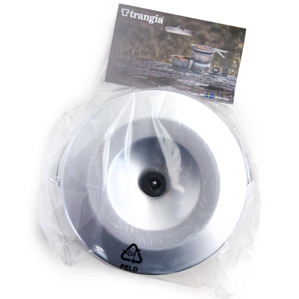 クッカー trangia トランギア ビリーコッヘル 1.0L アルミ|2m50cm|08