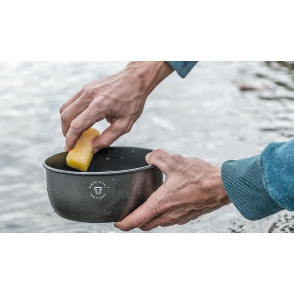 クッカー trangia トランギア ツンドラ3 ブラックバージョン Tundra black|2m50cm|05