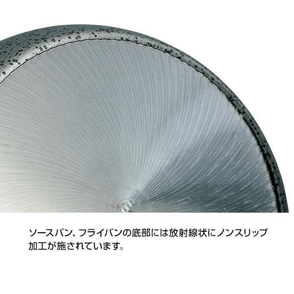 クッカー trangia トランギア ツンドラ3 ブラックバージョン Tundra black|2m50cm|06