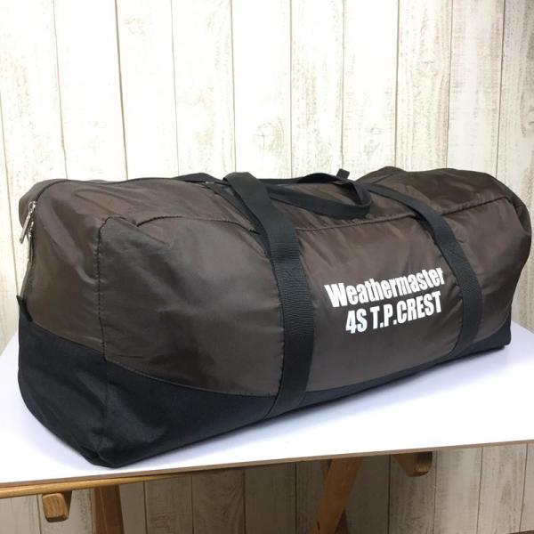 コールマン COLEMAN ウェザーマスター 4S TP クレスト キャンピング テント  One ブラウン系|2ndgear-outdoor