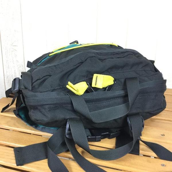 マウンテンスミス MOUNTAIN SMITH デイ パック DAY PACK ウエスト ショルダー ハンドル 3WAY 希少モデル One グリーン|2ndgear-outdoor|06