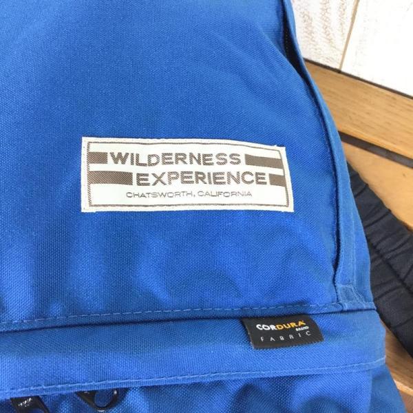 ウィルダネスエクスペリエンス WILDERNESS EXPERIENCE Teardrop 2 デイパック コーデュラナイロン レザーボトム  One 2ndgear-outdoor 05