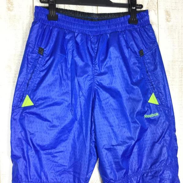 リーボック REEBOK アルティメイト ヒートパンツ  MEN's M ブルー系|2ndgear-outdoor|03