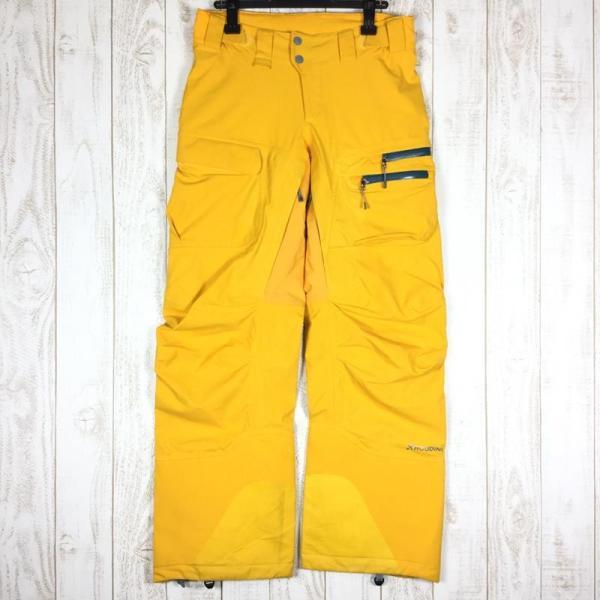 フーディニ HOUDINI Ws フュージョン ギア パンツ Fusion Gear Pants 3L エコストーム 防水透湿 女性用  WOMEN'|2ndgear-outdoor