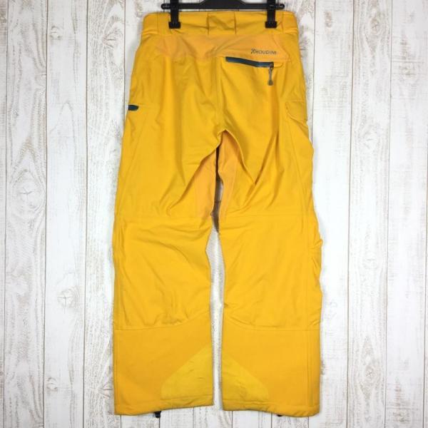 フーディニ HOUDINI Ws フュージョン ギア パンツ Fusion Gear Pants 3L エコストーム 防水透湿 女性用  WOMEN'|2ndgear-outdoor|02