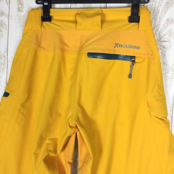 フーディニ HOUDINI Ws フュージョン ギア パンツ Fusion Gear Pants 3L エコストーム 防水透湿 女性用  WOMEN'|2ndgear-outdoor|05
