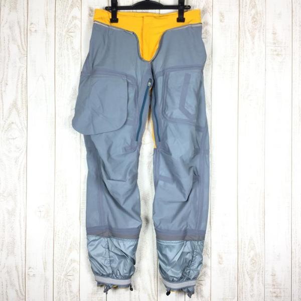 フーディニ HOUDINI Ws フュージョン ギア パンツ Fusion Gear Pants 3L エコストーム 防水透湿 女性用  WOMEN'|2ndgear-outdoor|08