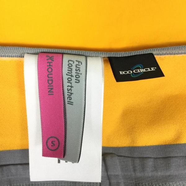 フーディニ HOUDINI Ws フュージョン ギア パンツ Fusion Gear Pants 3L エコストーム 防水透湿 女性用  WOMEN'|2ndgear-outdoor|10