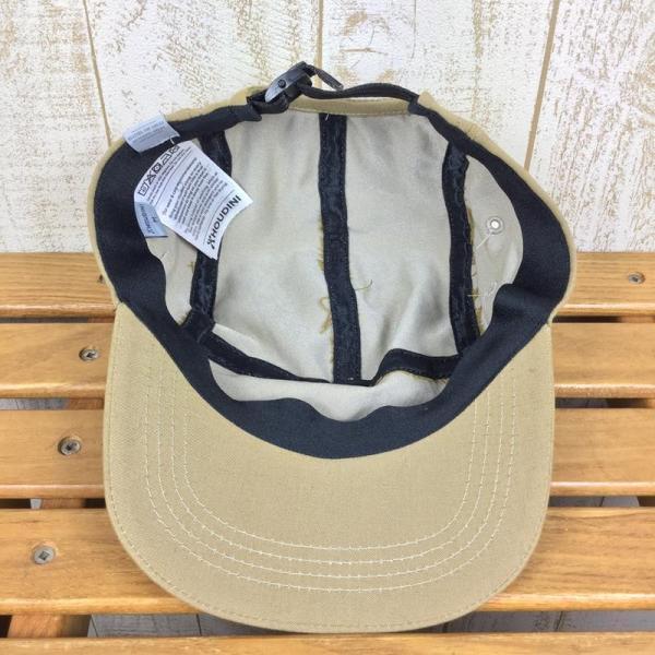 フーディニ HOUDINI アクション ツイル キャップ Action Twill Cap  M ベージュ系 2ndgear-outdoor 08