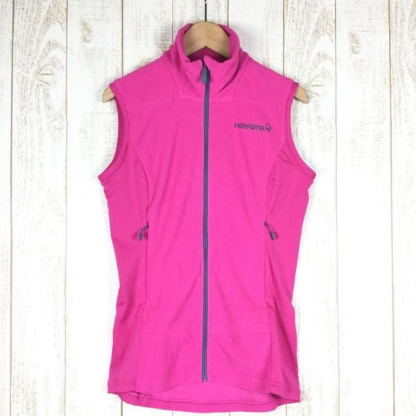 ノローナ NORRONA falketind Thermal Pro vest ポーラテックサーマルプロ  International WOMEN's|2ndgear-outdoor|02
