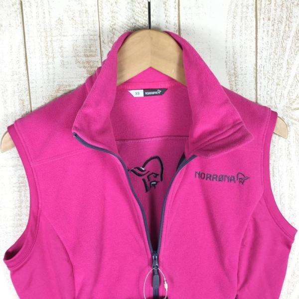 ノローナ NORRONA falketind Thermal Pro vest ポーラテックサーマルプロ  International WOMEN's|2ndgear-outdoor|04