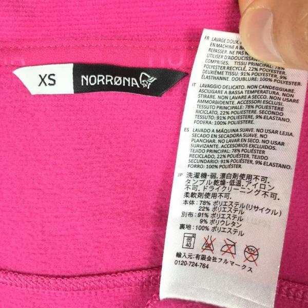 ノローナ NORRONA falketind Thermal Pro vest ポーラテックサーマルプロ  International WOMEN's|2ndgear-outdoor|08