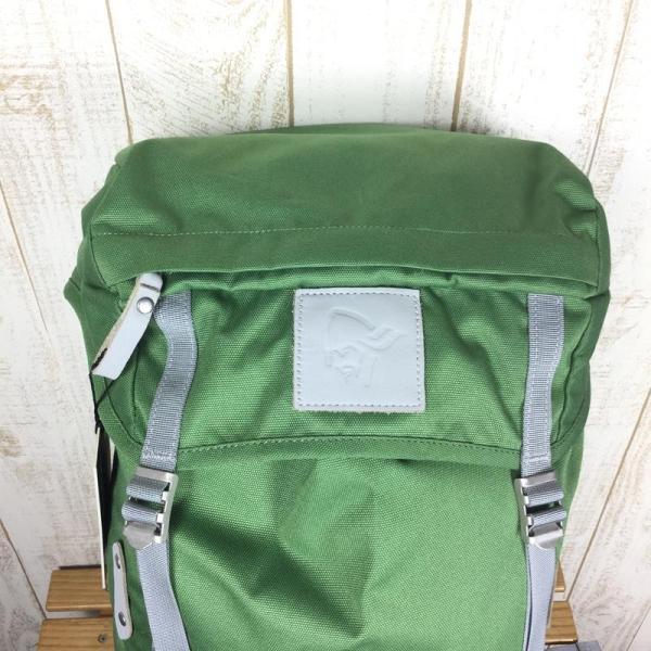 ノローナ NORRONA スヴァルバール パック 30L Svalbard Pack 30L  One 3875 IGUANA グリーン系|2ndgear-outdoor|06
