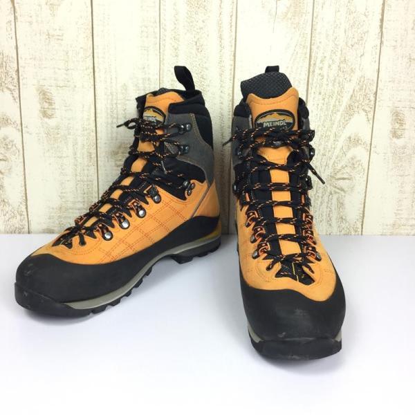 マインドル MEINDL ジョラスGTX  MEN's US9 UK8.5 EUR42.5 27.0cm オレンジ系|2ndgear-outdoor