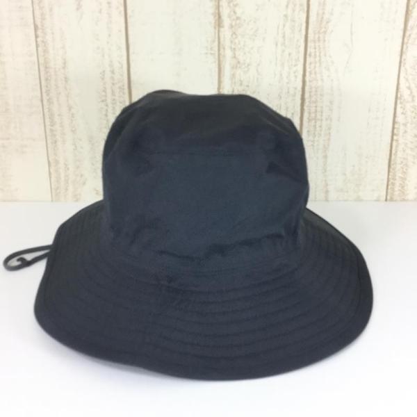 ヘリーハンセン HELLY HANSEN レインハット RAIN HAT 3L防水  L ブラック系|2ndgear-outdoor|04