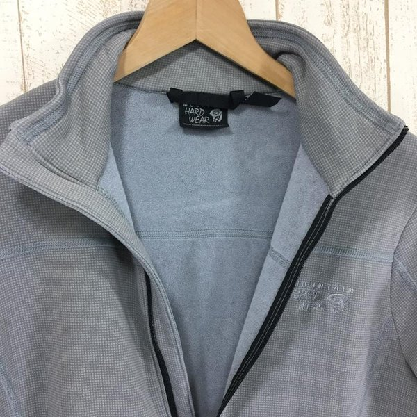 マウンテンハードウェア Ws デスナ フルジップ ジャケット MOUNTAIN HARDWEAR OL6409 WOMEN's M グレー系|2ndgear-outdoor|04
