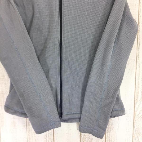 マウンテンハードウェア Ws デスナ フルジップ ジャケット MOUNTAIN HARDWEAR OL6409 WOMEN's M グレー系|2ndgear-outdoor|05