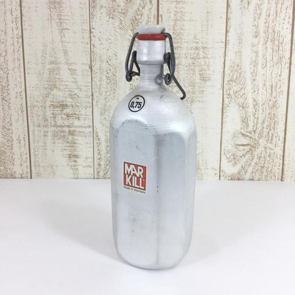 マルキル MARKILL 80s アルミボトル キャンティーン 0.75L ビンテージ  One シルバー系 2ndgear-outdoor