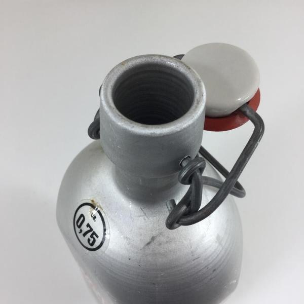 マルキル MARKILL 80s アルミボトル キャンティーン 0.75L ビンテージ  One シルバー系 2ndgear-outdoor 07