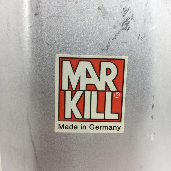 マルキル MARKILL 80s アルミボトル キャンティーン 0.75L ビンテージ  One シルバー系 2ndgear-outdoor 09