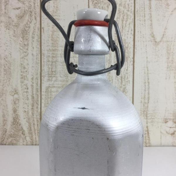 マルキル MARKILL 80s アルミボトル キャンティーン 0.75L ビンテージ  One シルバー系 2ndgear-outdoor 10
