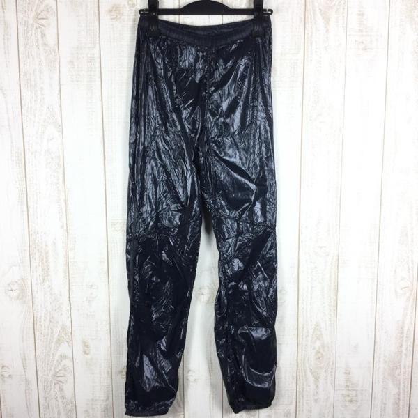 モンテイン MONTANE フェザーライト パンツ FEATHERLITE PANTS パーテックス マイクロライト  MEN's S ブラック系|2ndgear-outdoor|03