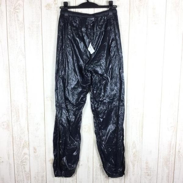 モンテイン MONTANE フェザーライト パンツ FEATHERLITE PANTS パーテックス マイクロライト  MEN's S ブラック系|2ndgear-outdoor|04